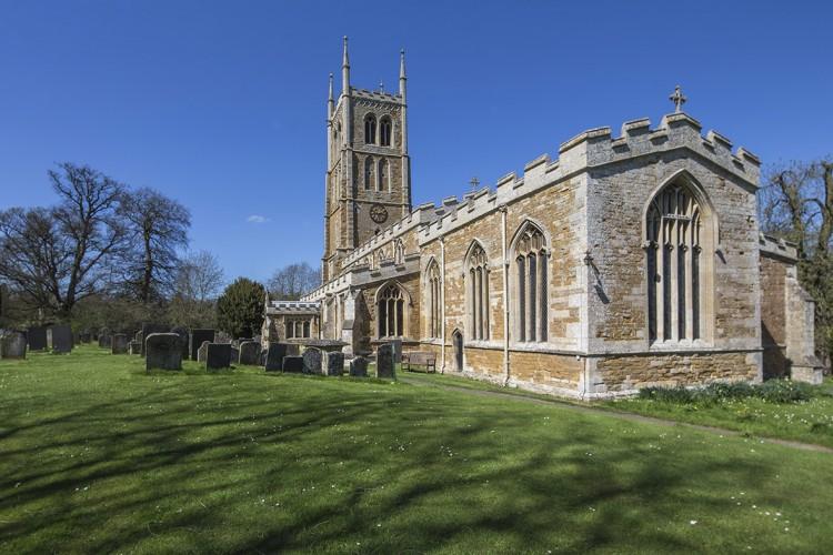 St Andrew's Church, Denton.1